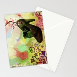 Lucky High Heels Stationery Cards