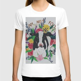 I am not food T-shirt
