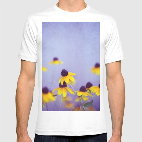Lilac and Yellow T-shirt