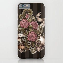 Gloria Invictis iPhone Case