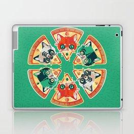 Pizza Slice Cats  Laptop & iPad Skin