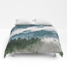 Misty Mountain Comforters