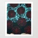 Rose Garden by winggleam