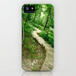 John A. Latsch State Park iPhone Case