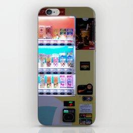 Jihanki iPhone Skin