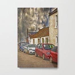 Fisher Street Metal Print