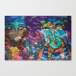 The Whispers Canvas Print