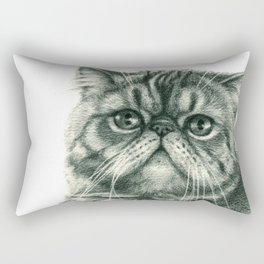 Shorthair Persan cat G088 Rectangular Pillow