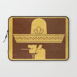 Mexicano - Vintage Cigarette Laptop Sleeve