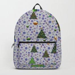 Christmas Trees 1 Backpack