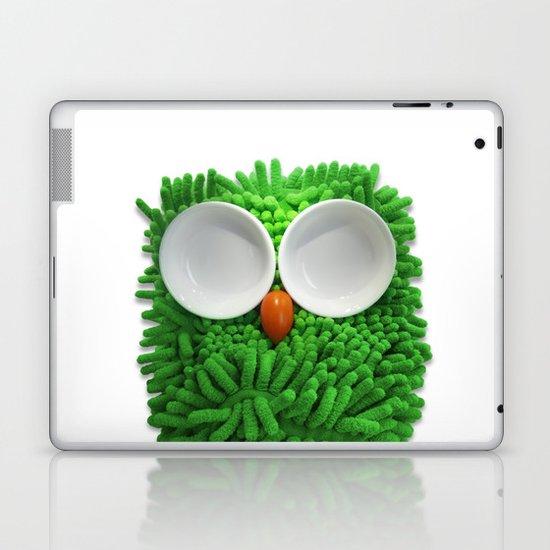 Hootie the House Owl! Laptop & iPad Skin