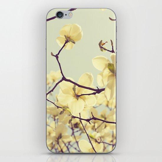 Magnolia Dream iPhone & iPod Skin