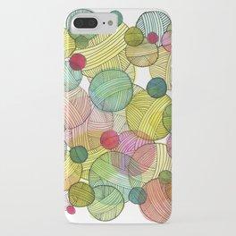 Yarn Stash iPhone Case