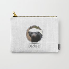 iBad(ass) Honey Badger Carry-All Pouch
