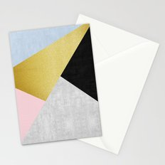 Golden art X Stationery Cards