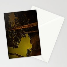 Blackened October Sunfall Stationery Cards