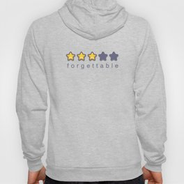 Forgettable Hoody