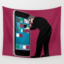 Indiscriminate Collection of U.S. Phone Records Violates the Fourth Amendment Wall Tapestry