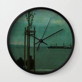 WaiTing Wall Clock