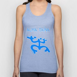 Alma Taina - The Coqui Unisex Tank Top