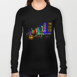 neon city Long Sleeve T-shirt