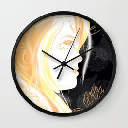 Hathor Wall Clock