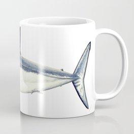 Mako shark (Isurus oxyrinchus) Coffee Mug