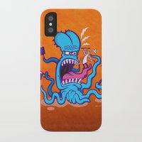 cooking iPhone & iPod Cases featuring Extreme Cooking by Zoo&co on Society6 Products