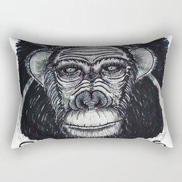 Consciousness Rectangular Pillow