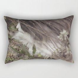 Hidden Rectangular Pillow