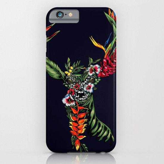 Tropical Deer iPhone & iPod Case