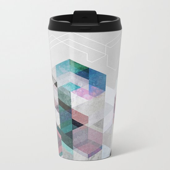 Nordic Combination 23 Metal Travel Mug