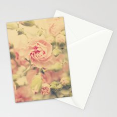 carnation pink Stationery Cards