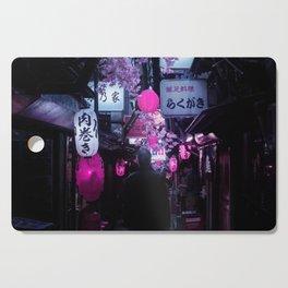 Tokyo Nights / Memory Lane / Liam Wong Cutting Board