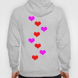 Floating Hearts Hoody