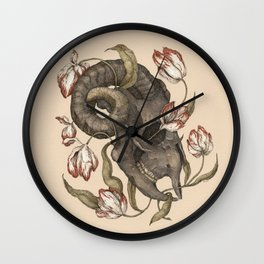 Breaking, Rectifying Wall Clock