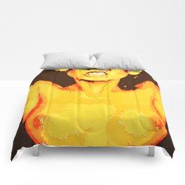 In Hot Emotions Comforters