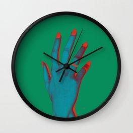 Meu precioso - Colorway 1 Wall Clock