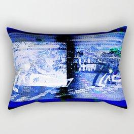 Night Light, Gotland Rectangular Pillow