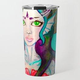 My Love The Mermaid Travel Mug