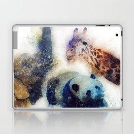 Animals Painting Laptop & iPad Skin