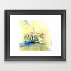 City of Hope Framed Art Print