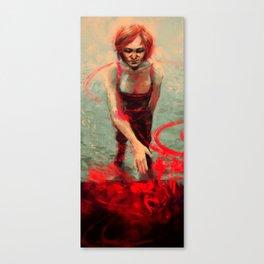 Magic, yo. Canvas Print