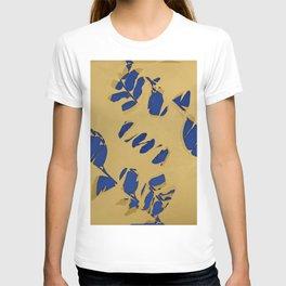 2020 Fall/Winter 07 Mustard T-shirt