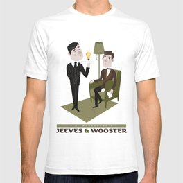 Jeeves & Wooster T-shirt