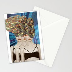 Threesome Stationery Cards