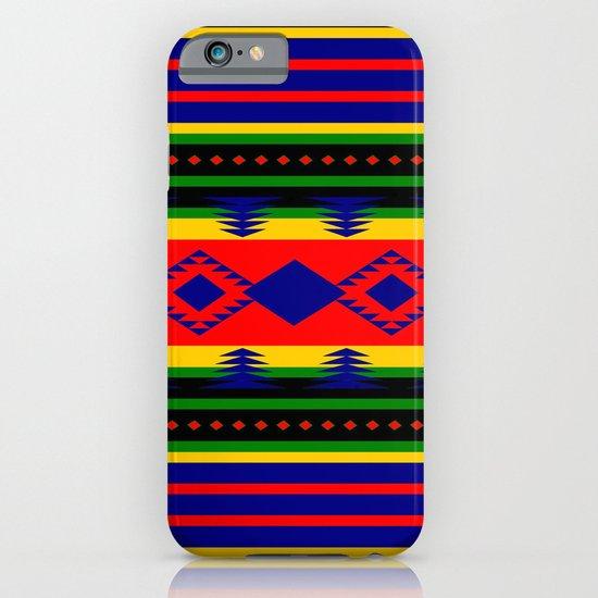 Aztec Summer iPhone & iPod Case
