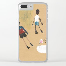 Police Clear iPhone Case