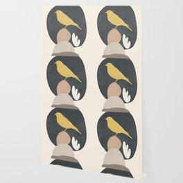 Cute Little Bird II Wallpaper