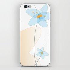 flowers 2-01-01 iPhone & iPod Skin